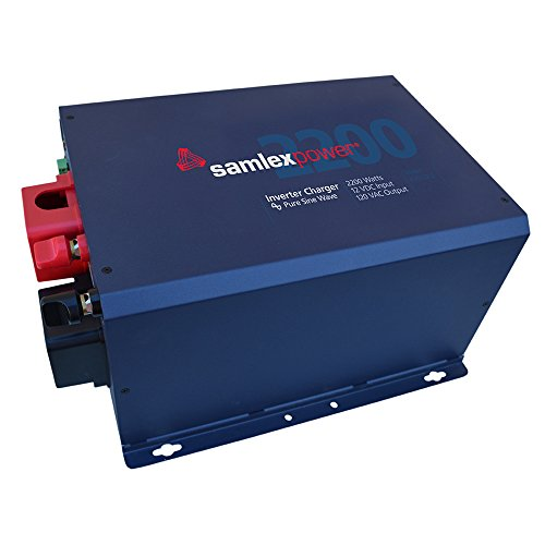 Samlex Solar EVO-2212-12A Evolution Series Inverter/Charger ()