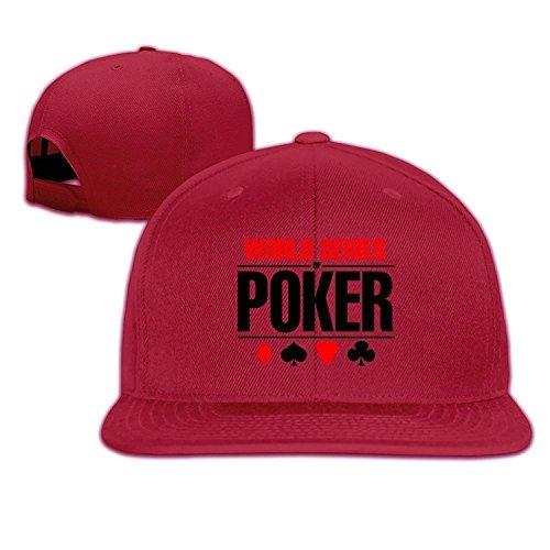 Cute Plain Adjustable Caps World Series Of Poker TAB WSOP Las Vegas Baseball Hat Visor Hats -