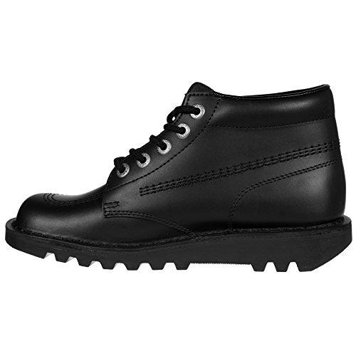Kickers, Stivali donna nero Black
