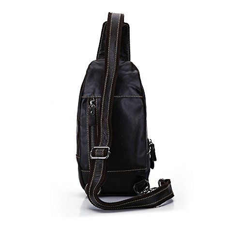 Black Backpack Cross Cycling Women Shoulder Chest Sports Body Outdoor Sling Mens Bag Bag Backpack Messenger Bag Men for Ybriefbag Crossbody gtRxH8qn