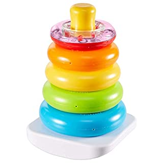 Brandless Baby Stacking Toys for 6-12 Months Babies Boys Girls Learning