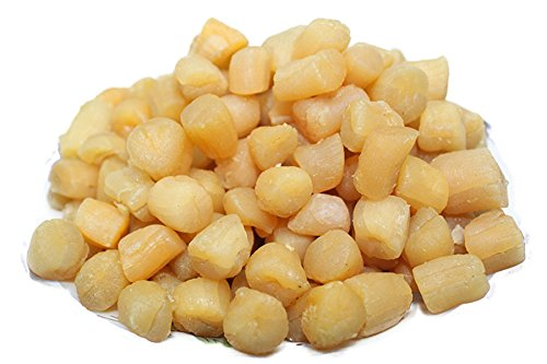 allops / Qingdao Scallops Dried Seafood Free Worldwide Airmail (0.5LB) ()