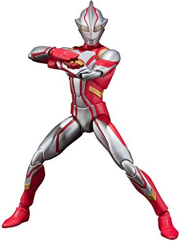 "Bandai Tamashii Nations Ultra-Act Ultraman Mebius ""Ultraman Mebius"" Action Figure"