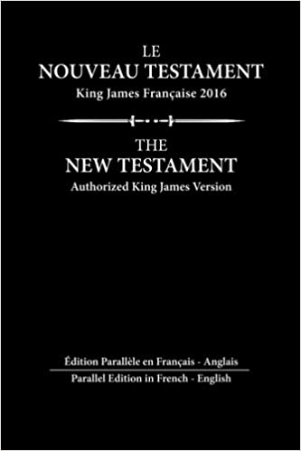 king james bible in french