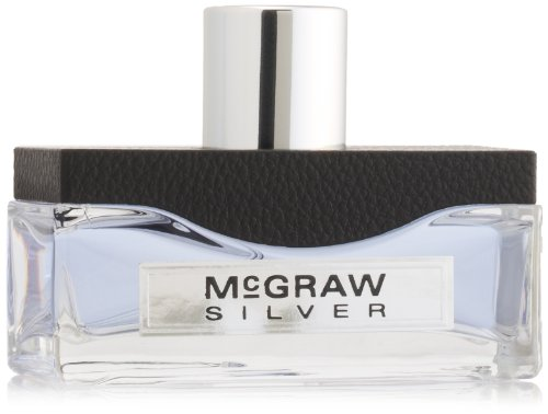 Silver Eau-De-Toilette Spray by McGraw, 1 Fluid Ounce