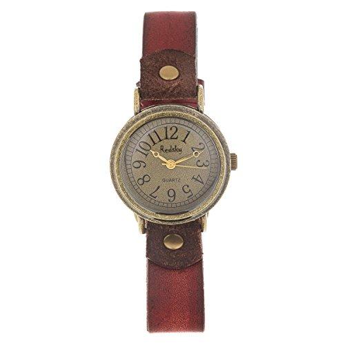 Design European Style - Women Watch on Sale: Elegant Fashion European Design Leather Strap Woman Watches (RP02)