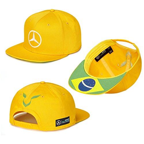 Mercedes benz formula 1 amg petronas lewis hamilton for Mercedes benz hat amazon