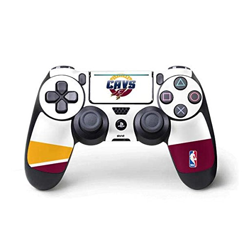 Cleveland Cavaliers PS4 Pro/Slim Controller Skin - Cleveland Cavaliers Split | NBA & Skinit Skin