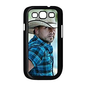 Eva Jason Aldean Samsung Galaxy S3 I9300 caso, snap-on Protector Carcasa rígida for Galaxy S3