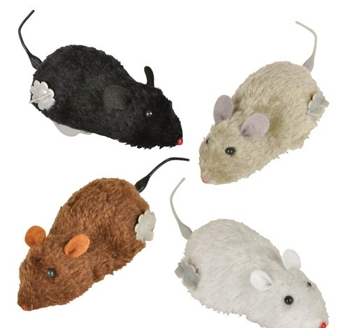 6'' WIND-UP MOUSE, Case of 144