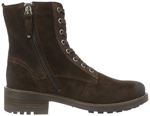 Marc OPolo Damen Combat Boots Braun (dark brown / 790)