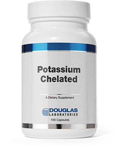 Douglas Laboratories Potassium Chelated Circulatory