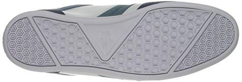 Lacoste Hombres Giron 316 1 Spm Zapatillas Moda Blanco
