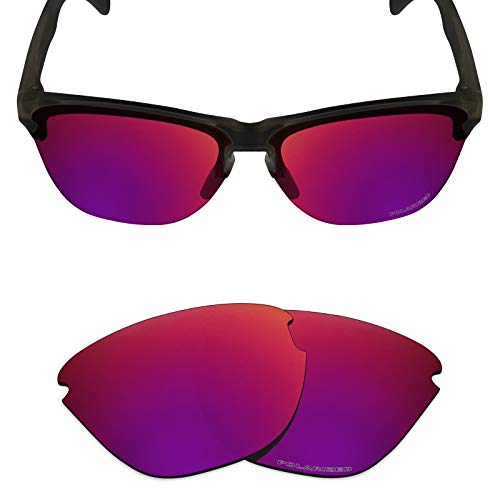 Mryok+ Polarized Replacement Lenses for Oakley Frogskins Lite - Midnight Sun