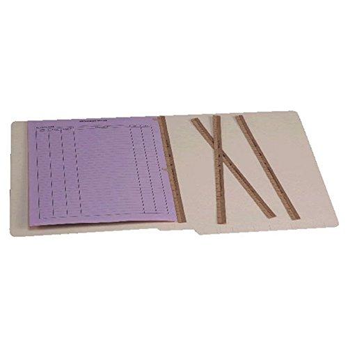 U-File-M Binder Strips - Box of 100
