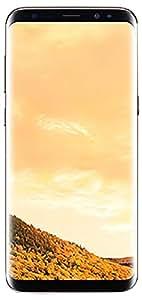"Samsung Galaxy S8+ 64GB Unlocked Phone - 6.2"" Screen - International Version (Maple Gold)"