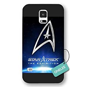 Star Trek Movies Black Frosted For Case HTC One M8 Cover & Cover - Star Trek For Case HTC One M8 Cover - Black 7