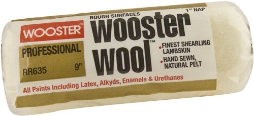 wooster-brush-rr635-9-wooster-wool-roller-cover-1-inch-nap-9-inch