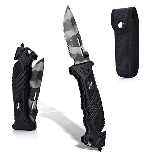 Freehawk Multipurpose Survival Stainless Serrated product image