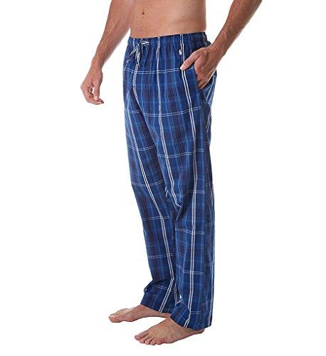 POLO RALPH LAUREN 100% Cotton Striped Woven Pajama Pant (P501HR) S/Jones (Striped Woven Cotton Pajamas)
