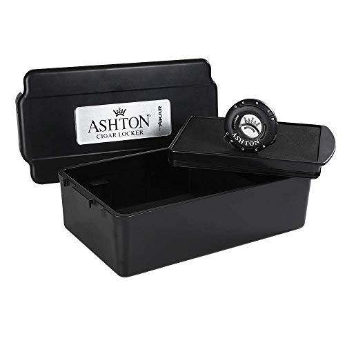 XIKAR XO Ashton Cutter & Cigar Locker Combo (Blade Xikar Double)
