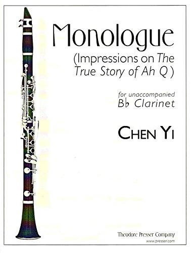 Yi: Monologue (Impressions on the True Story of Ah Q)