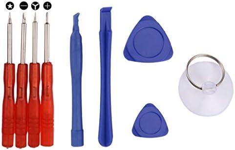 Reparatie gereedschap 9 in 1 Repair Tool Set for iPhone 7 7 Plus iPhonex iPhone8 iPhone8 Plus Tool Kits