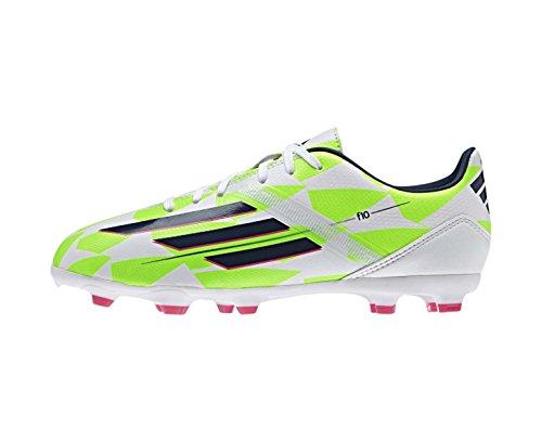 adidas F10 FG Jungen Fußballschuhe Weiß