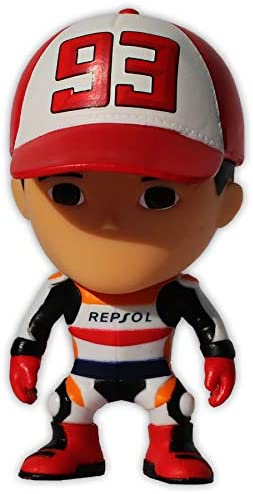 T MINIS T Mini Marc Márquez con Gorra (IMEX MM93CAPMINI): Amazon ...