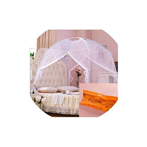 from Zero are Used for 150Cm200Cm Beds and 2 Door Mosquito Nets are Installed with Velcro,J,1.5M (5 Feet) Bed