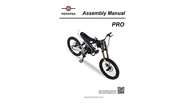 MOTOPED-PRO-ASSEMBLY Motoped PRO - Printed Assembly Manual by ...