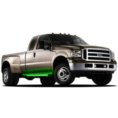 Plasmaglow 10682 Green HotLinez LED Tailgate Bar