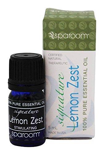 SpaRoom - 100% Pure Essential Oil Signature Lemon Zest