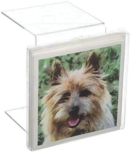 Cairn Terrier Blank Note Cards - Set of 6 with Envelopesby - Note Cairn Terrier Cards