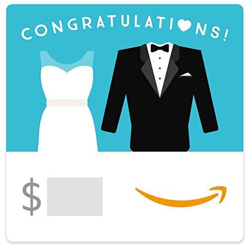 Amazon eGift Card - Wedding Dress and -