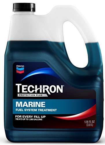 TECHRON 266708183 Protection Plus Marine Fuel System Treatment, 128oz, 128. Fluid_Ounces