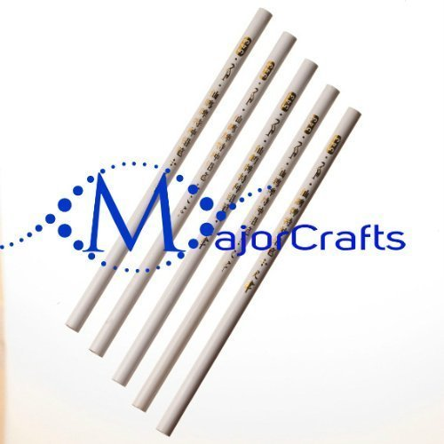 5x Wax Jewel setter Pencil tool for picking up rhinestones and embellishments MajorCrafts 0901A