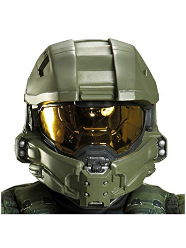 Epic Halloween Costumes For Kids (Master Chief Child Helmet)
