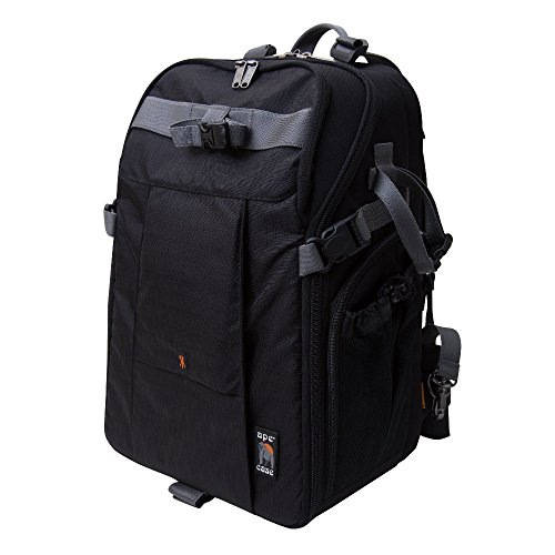 (Ape Case, High-Style, Black, Backpack, Camera Bag (ACPRO3500NTBK))