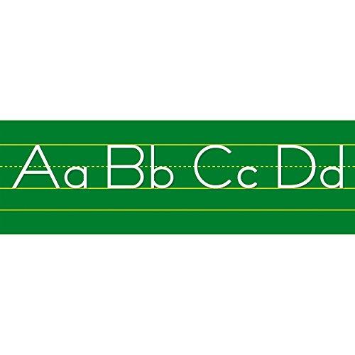 North Star Teacher Resource Alphabet Lines Traditional Manuscript Bulletin Board (Traditional Manuscript Alphabet)