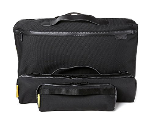 Curtis Bags Flute Slim Bags With Pouch Compact Premium Black Edition by Curtis Bags