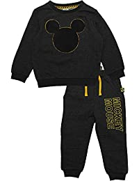 Mickey Mouse Disney Kids Logo Tracksuit 3-8 Years