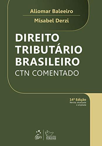 Direito Tributário Brasileiro - CTN Comentado