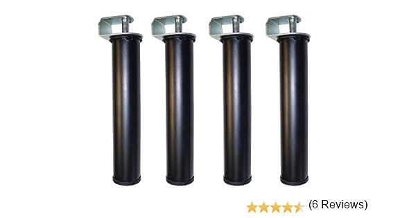 Imex El Zorro Juego 4 Patas canapé, Metal, Neutro, 27x5x3 cm: Amazon.es: Hogar