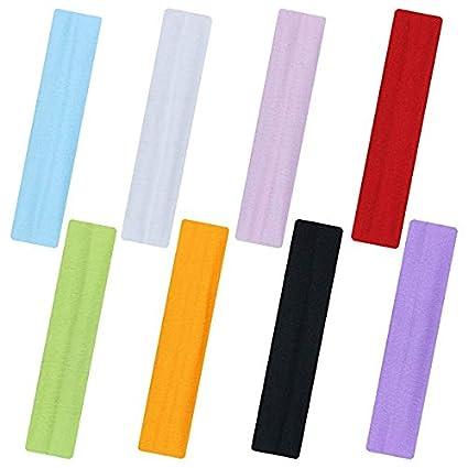 KANKOO Vendas del algodón del Yoga Sport Sweat Band Hair ...