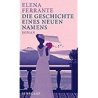 Die Geschichte eines neuen Namens: Band 2 der Neapolitanischen Saga (Jugendjahre) (suhrkamp taschenbuch)