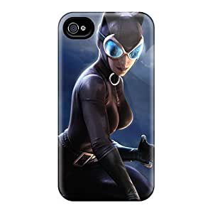 Evanhappy42 Cases Covers For Iphone 6 - Retailer Packaging Catwoman Dc Universe Online Protective Cases