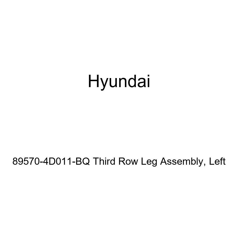 Left Genuine Hyundai 89570-4D011-BQ Third Row Leg Assembly