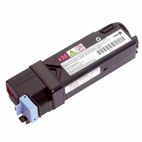 Dell Computer P240C Magenta Toner Cartridge 1320c/2135cn/2130cn Color Laser Printer