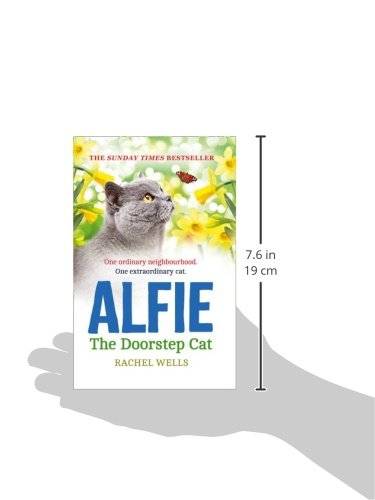 Alfie the Doorstep Cat by Avon